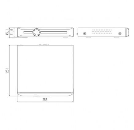 IP-видеорегистратор TIANDY TC-R3105 I/B(TC-R3105 I/B) фото 2